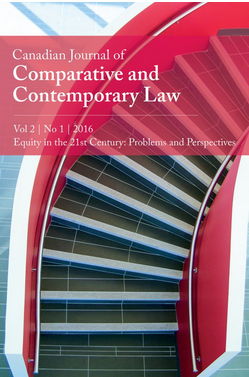 Volume 2, Issue 1, 2016 Equity in the 21st Century: Problems and Perspectives