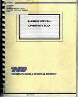 Barriere Official Community Plan