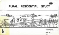 Rural Residential Study