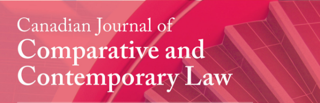 Canadian Journal of Comparative and Contemporary Law